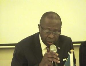 Christian MWANDO, Ministre Finances Katanga