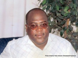 Félix Thisekedi, chargé des affai