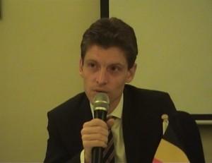 Stéphane DOPAGNE, Consule belge Lubumbashi