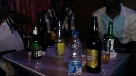 Des rencontres des jeunes s'accompagnent de bière