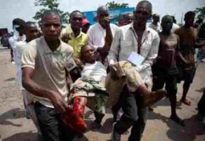 RDC: Un homme victime d'une fusillade. Source: afriquemonde.org