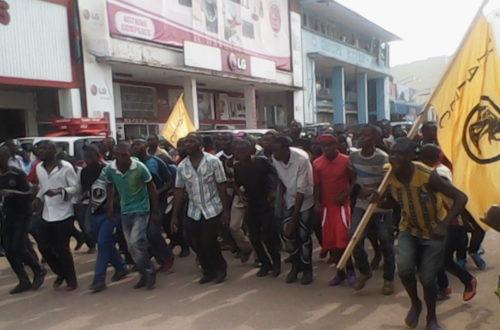 Article : En République démocratique du Congo, la pauvreté et la faim désamorcent les révoltes