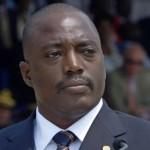 Joeph Kabila, président de la RDC