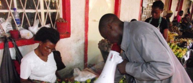 Article : Equité pour les vendeurs ambulants à Lubumbashi