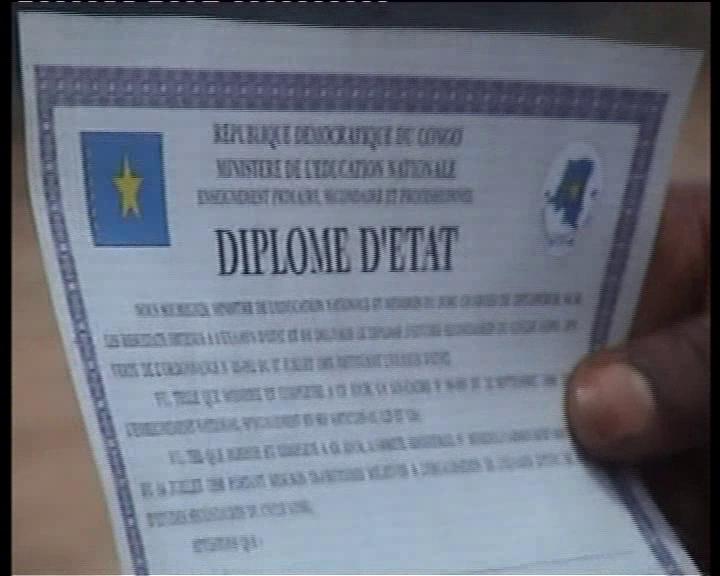 Document contrefait dans une bureautique