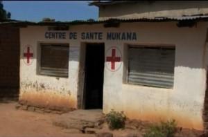 Centre de santé Mukana, Mitwaba