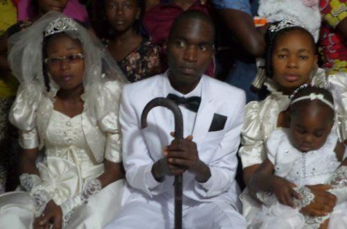 Article : Huit femmes pour 3 hommes, vive la polygamie biblique !