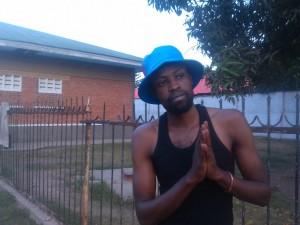 Tshumani, auteur de la chanson Désolé honorable (député)