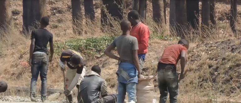 Article : Quand le chemin de fer devient une mine de cuivre à Kolwezi