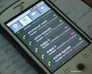 Même disposant des connexions mobiles, les journalistes n'avancent pas assez dans les TIC en RDC