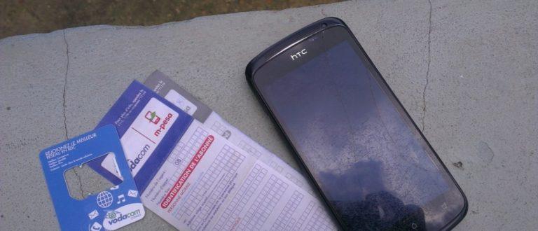 Article : RDC: des milliers numéros de téléphone bloqués