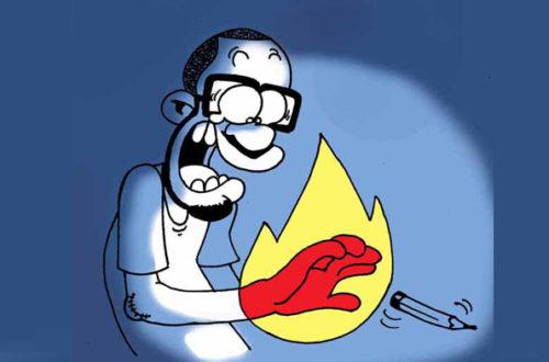 Article : Et la caricature conquit les blogueurs