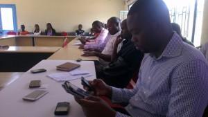 Habari RDC, Blogueurs de RDC