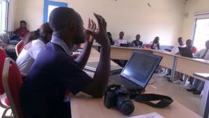 Habari RDC, Blogueurs RDC