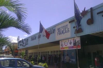 La Halle de l'étoile de Lubumbashi