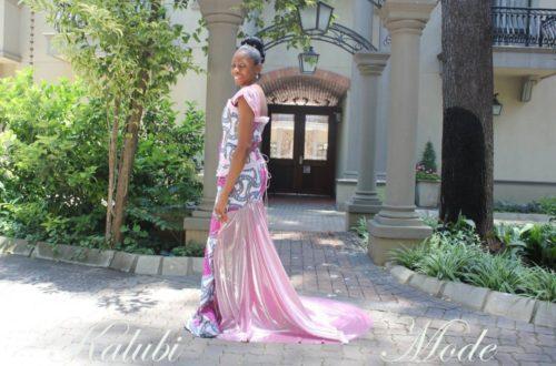 Article : Le pagne pour dire femme africaine