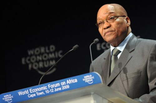 Article : Jacob Zuma rend justice à la justice