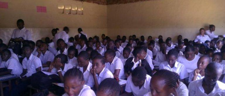 Article : Ecoles congolaises et obsession de 100%