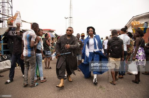 Article : La sape, la fête et le verbiage, l'image du congolais ?