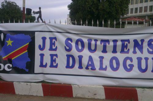 Article : RDC : dialogues au bout du canon