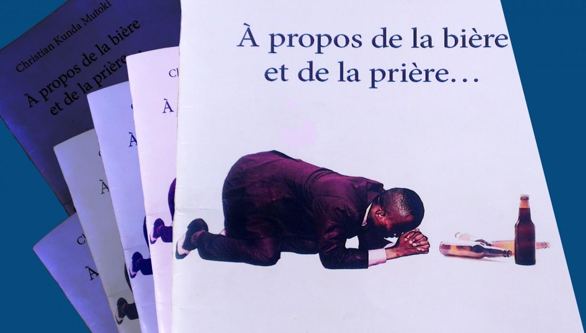 Livre de Christian Kunda Mutoki, Lubumbashi
