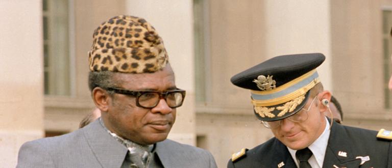Article : Lorsque je serai Mobutu …