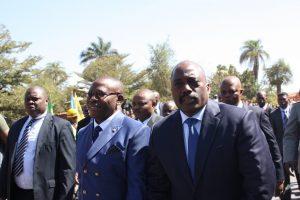 Président Joseph Kabila à Lubumbashi