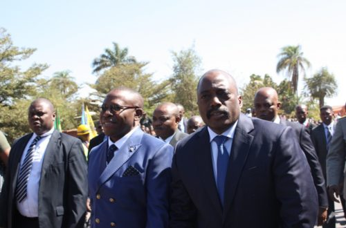 Article : Joseph Kabila, opposition et crise artificielle
