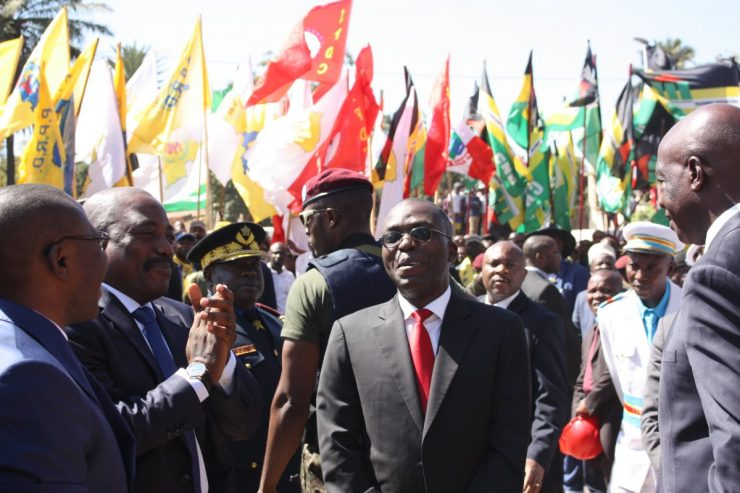 RDC : Joseph Kabila et Augustin Matata
