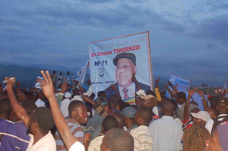 RDC,Etienne Tshisekedi