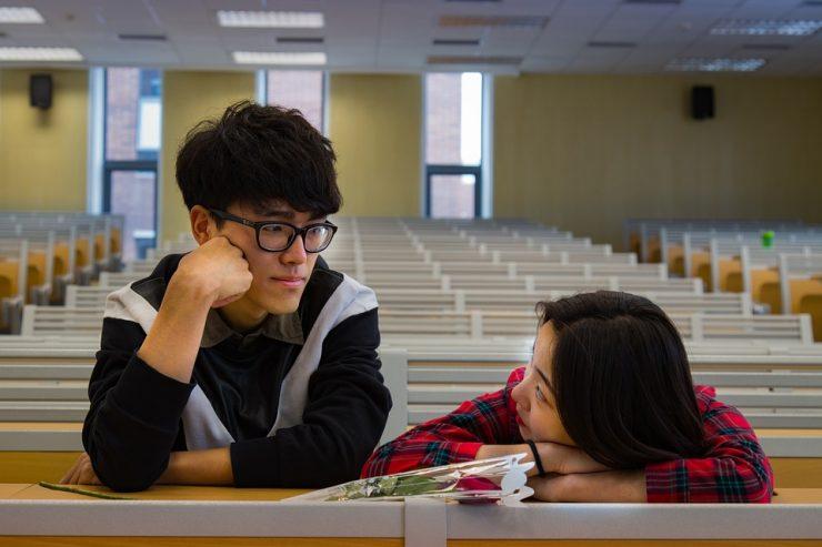 Amour scolaire et poésie