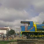 Un voyage d'ennuis de vos rêves en train congolais