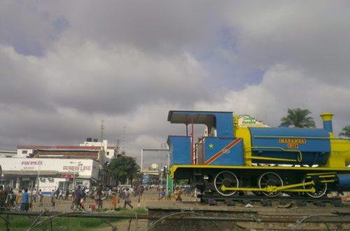 Article : Un voyage d'ennuis de vos rêves en train congolais