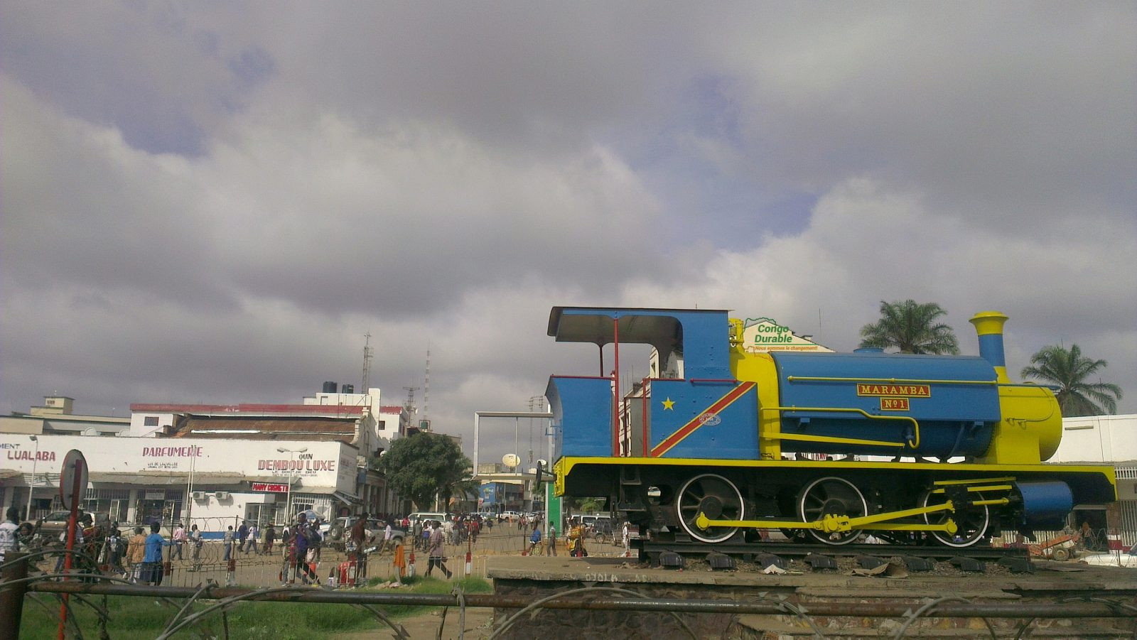 Train, voyage, SNCC