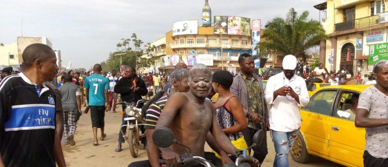 Article : Je suis allé voir le président Tshisekedi, je n'avais pas de veste